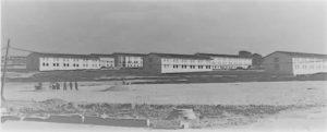 Erster öffentlicher Auftrag Neubau General-Fellgiebel Kaserne in Pöcking