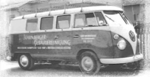 Erster Firmenbus 1957